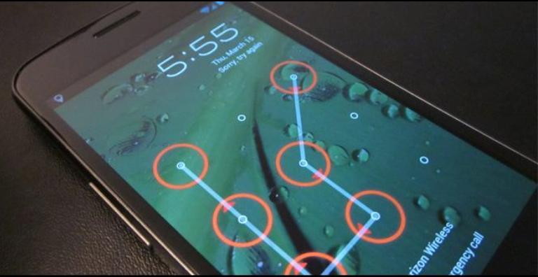 تعمیرات موبایل اصفهان،فراموش کردن رمز گوشی